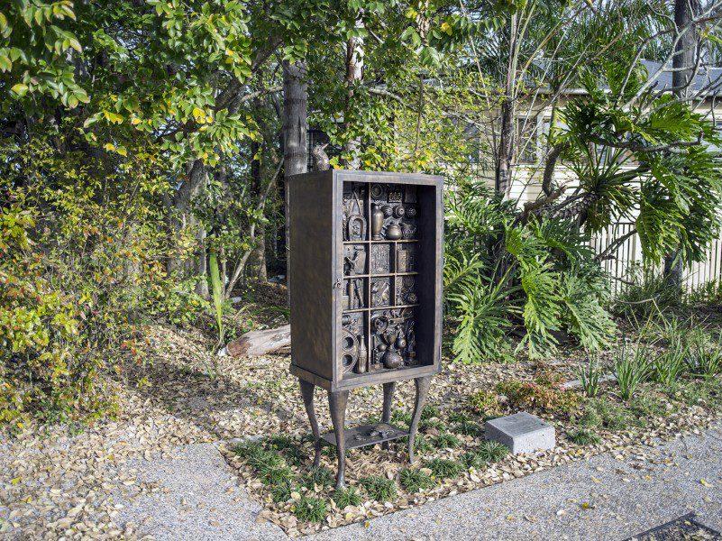Graceville Wunderkammer 2 Deb Mostert 2016 Bronze