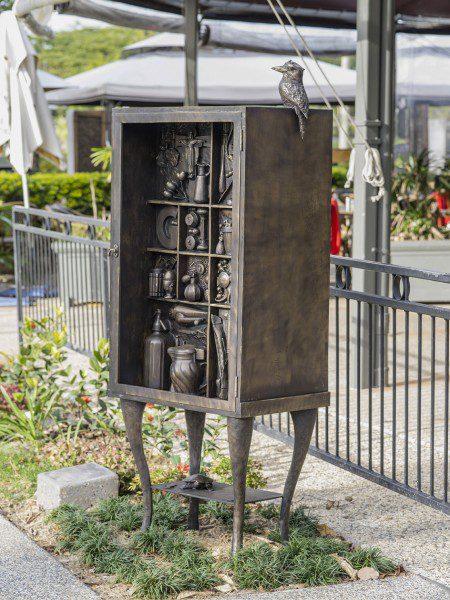 Graceville Wunderkammer 1 - Deb Mostert 2016 Bronze